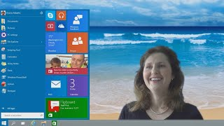 Mum Tries Out Windows 10 Build 9841 (2014)