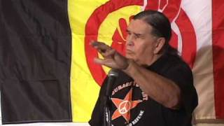 Clyde Bellecourt speaks at the 2009 AIM Fall Conference (pt 5 of 6)