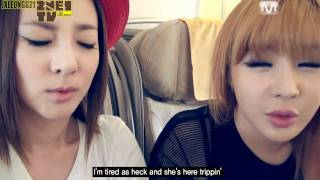 BOMTV (S3E07): Cute / Funny cuts of Park Bom from 2NE1TV (ENG)