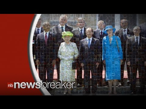 President Obama Ignores Vladimir Putin at D-Day Event, Pair Shares Quick Conversation