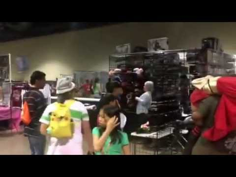 Anime California 2016 Exhibit Hall Vendors Long Beach Convention Center