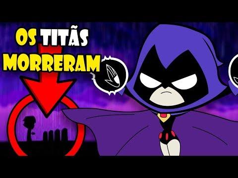 Segredos obscuros sobre Jovens Titãs em Ação! (Teen Titans Go)