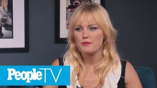 Malin Akerman On Her 'Watchmen' Training: I Couldn't Wipe My Own Butt I Was So Sore! | PeopleTV