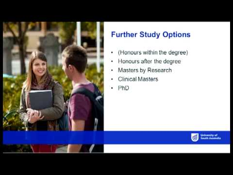 Pharmacy - Open Day 2013 - University of South Australia