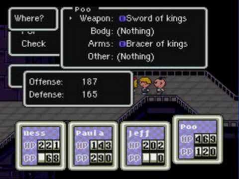 Earthbound: Sword of Kings! streaming vf