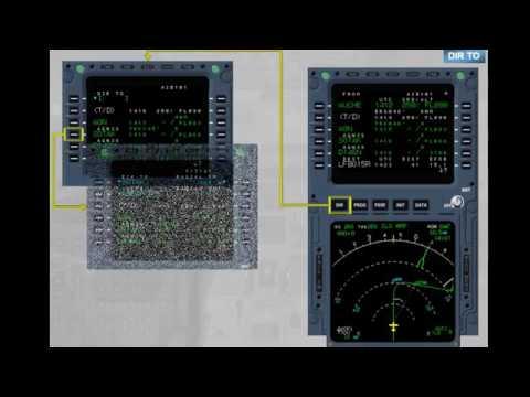 AUTO FLIGHT Flight Management CBT A320
