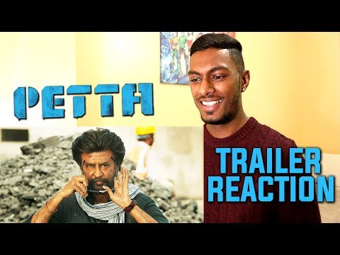 Petta Trailer Reaction & Review | Rajinikanth | PESH Entertainment
