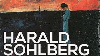 Harald Sohlberg: A collection of 71 works (HD)