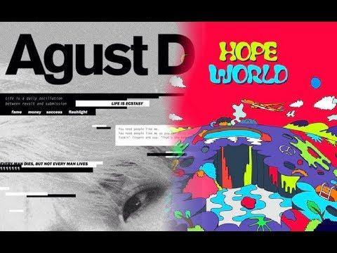 Free Download Agust D/j-hope (sope) Dream, Reality X Blue Side [full Mashup] By Jas Mp3 dan Mp4