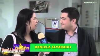 Daniela Alvarado en Exclusiva entrevista web- el show del vacilon
