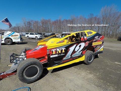 Sportsman at Grandview Speedway May 25, 2019
