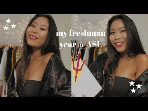 my freshman year at ASU: a reflection