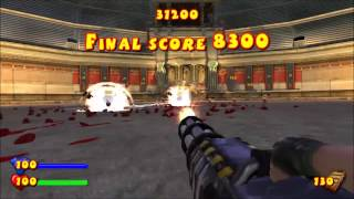 Serious Sam: Next Encounter - Full Game Walkthrough - 1080p 60fps