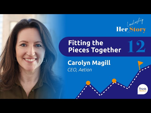 Fitting the Pieces Together with Carolyn Magill, CEO of Aetion