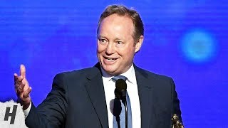 Mike Budenholzer Wins Coach of the Year Award - 2019 NBA Awards