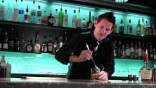 Art Of The Cocktail 2009 - How To Make An Old Fashioned