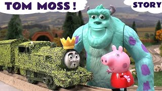 Thomas and Friends Peppa Pig Toy Fairy Story Tom Moss Trick Disney Monsters Inc Stop Thief