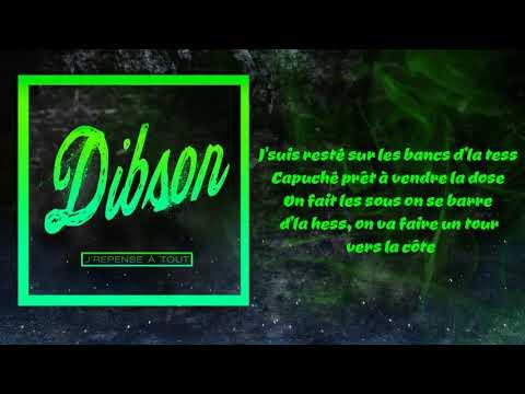 Dibson - J'repense a tout ( Prod by. SMR beatmaking )