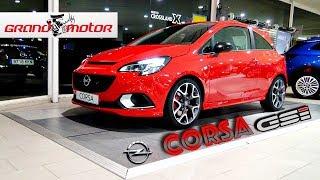 Opel Corsa GSI | Contacto / Análisis / Test / Review / Revisión Español GrandMotor