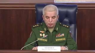 Заседание межведомственных координационных штабов России и Сирии по возвращению беженцев