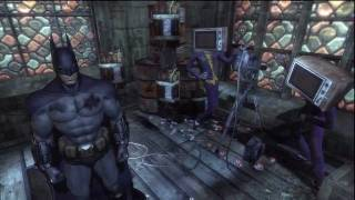 Batman Arkham City (PS3) [FIRST 3 HOURS - Part 1/3] [HD]