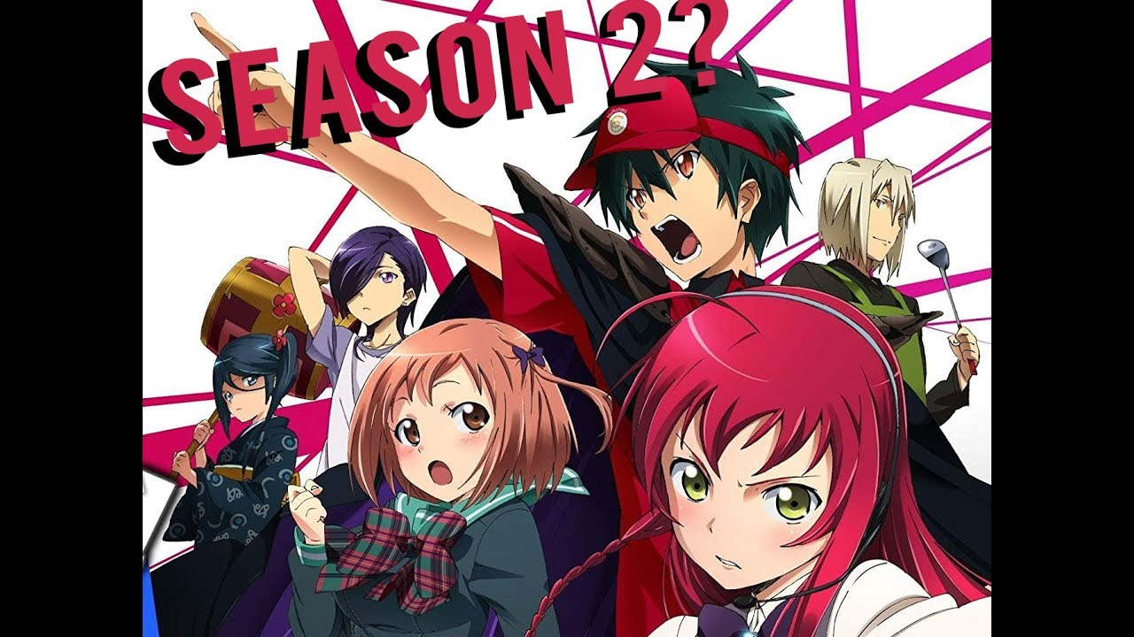 The Devil Is A Part Timer Season 2 News Updates And Release Dates Youtube However, the production has not ordered another season, nor they have canceled it. youtube