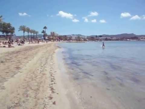 San Antonio Ibiza Beach
