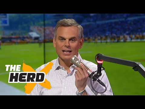 Colin explains why 'fair is overrated' - 'The Herd'