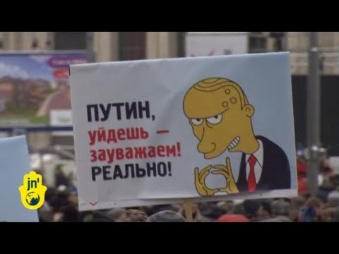 Massive Russian opposition rallies against Putin but Moscow Carnegie Center analysts are critical