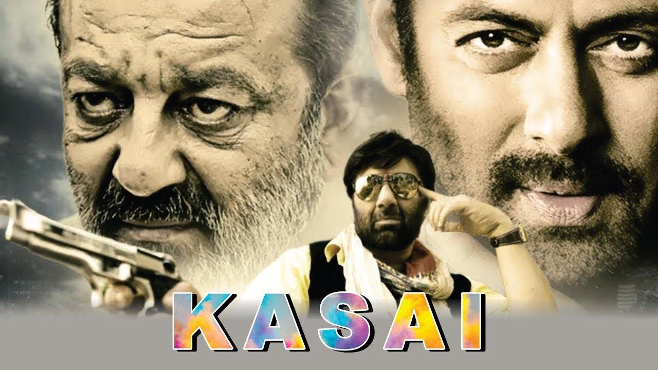 Kasai   Movie First Look   Salman Khan   Sunny Deol ...