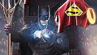 Batman and the flash movie breakdown