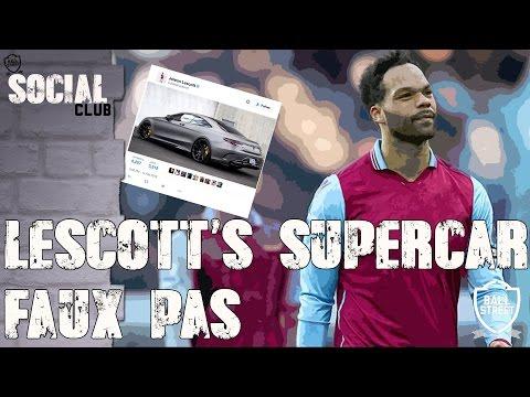 Lescott's Super Car Faux Pas | Social Club @TheRedmenTV @ArsenalFanTV