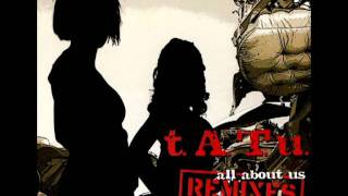 t.A.T.u. -  All About Us (Stephane K Radio Mix)