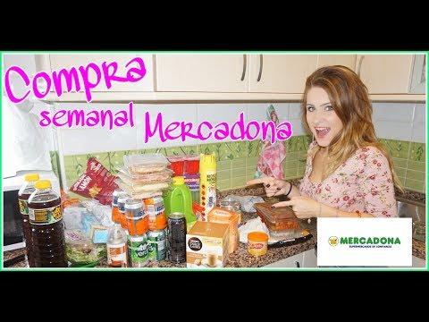 COMPRA SEMANAL MERCADONA + NOVEDADES DE PATATAS | DELIA GARCIA