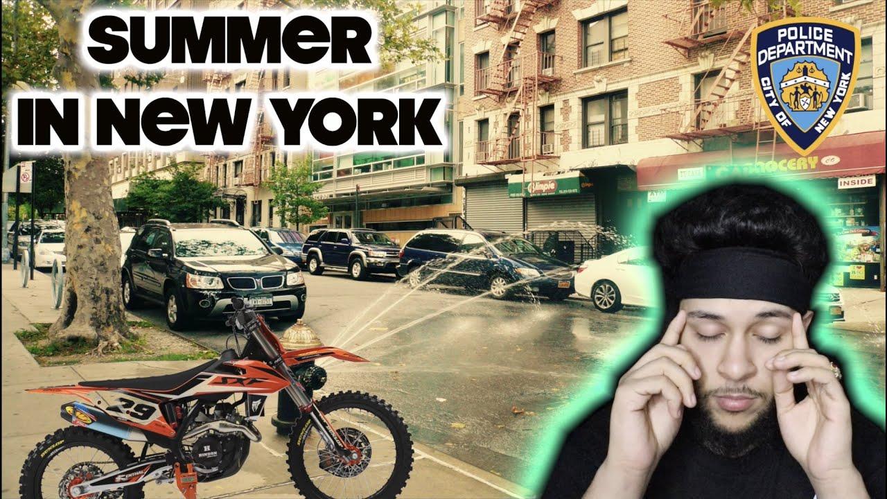 NEW YORK SUMMER 🗽🔥 *HOOD EDITION*