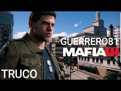 MAFIA III PS4  ( TRUCO MUNICIÓN INFINITA GRATIS)
