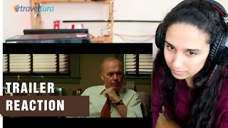 The Founder Official Trailer Reaction Review | Michael Keaton Movie