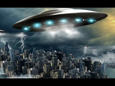 Demonic Alien Ships Aircraft Hologram Witness, End Time Vision Bluebeam! (4-2016)