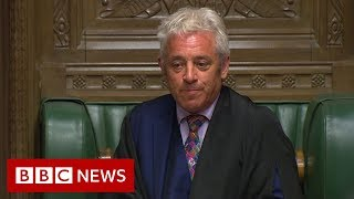 John Bercow: I will facilitate the House of Commons, 'do or die' - BBC News
