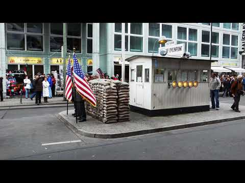 Checkpoint Charlie - Berlin (Germany)