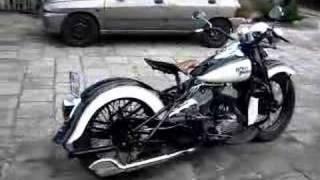 Harley-Davidson WL 1942 sound
