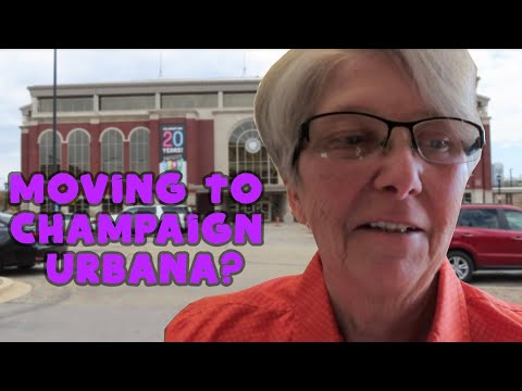 What you should know prior to moving to Champaign Urbana Illinois.