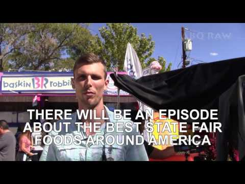 Travel Channel Food Paradise   NM State Fair Food