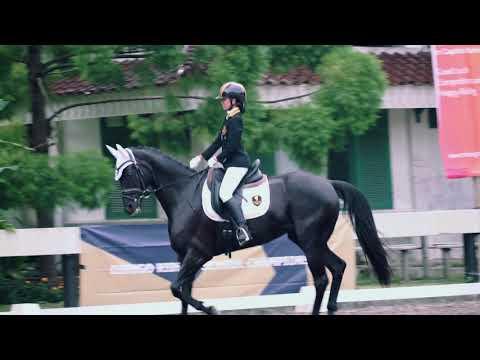 Santosa Stable Yang Pertama Di Jawa Tengah Pencetak Atlit Equestrian