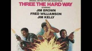 Three The hard Way soundtrack - The Impressions - That