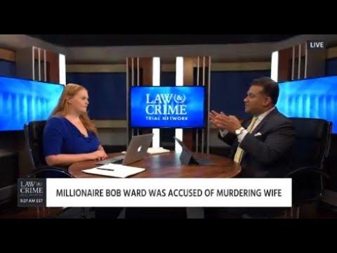 Vinoo Varghese Breakdown of Bob Ward Murder Retrial on A&E's Law & Crime Network