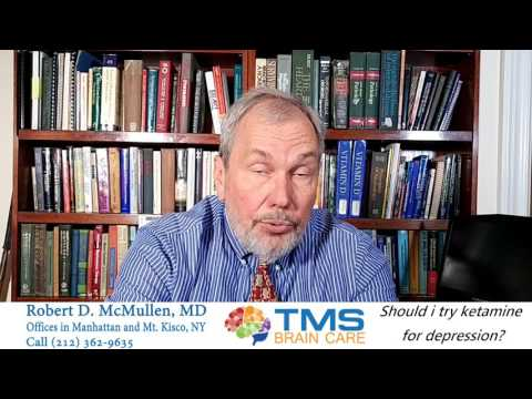 Ketamine for Depression Treatment - TMS BrainCare: Psychiatrist