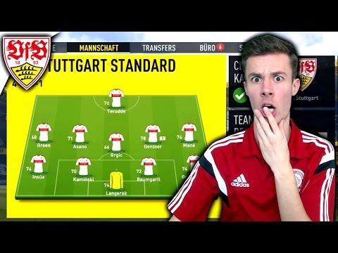 WILLKOMMEN BEIM VFB STUTTGART!! 🏆⚽ FIFA 17 KARRIEREMODUS #1