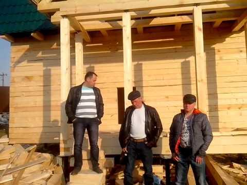отзыв о строительстве дома из бруса от компании Древцентр