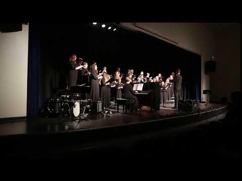 Victory Charter School Concert Choir - Requiem Pt. 3 -2017-12-07